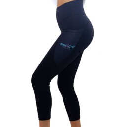 custom warm up leggins